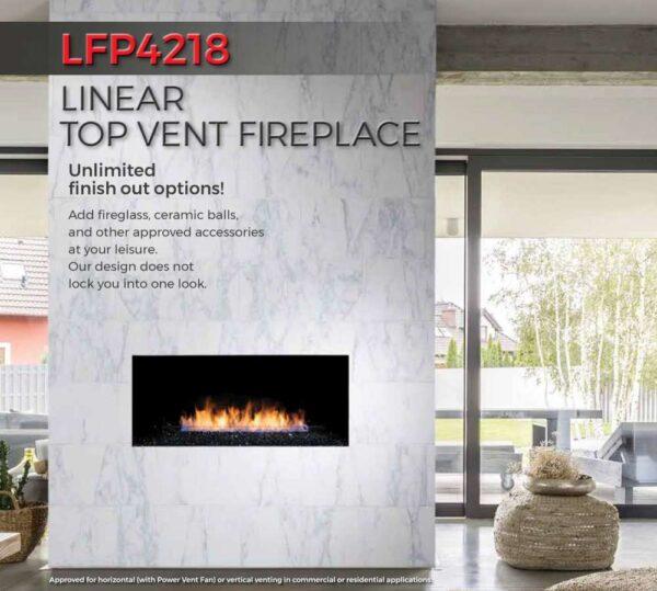 LFP 4218 Linear B-Vent