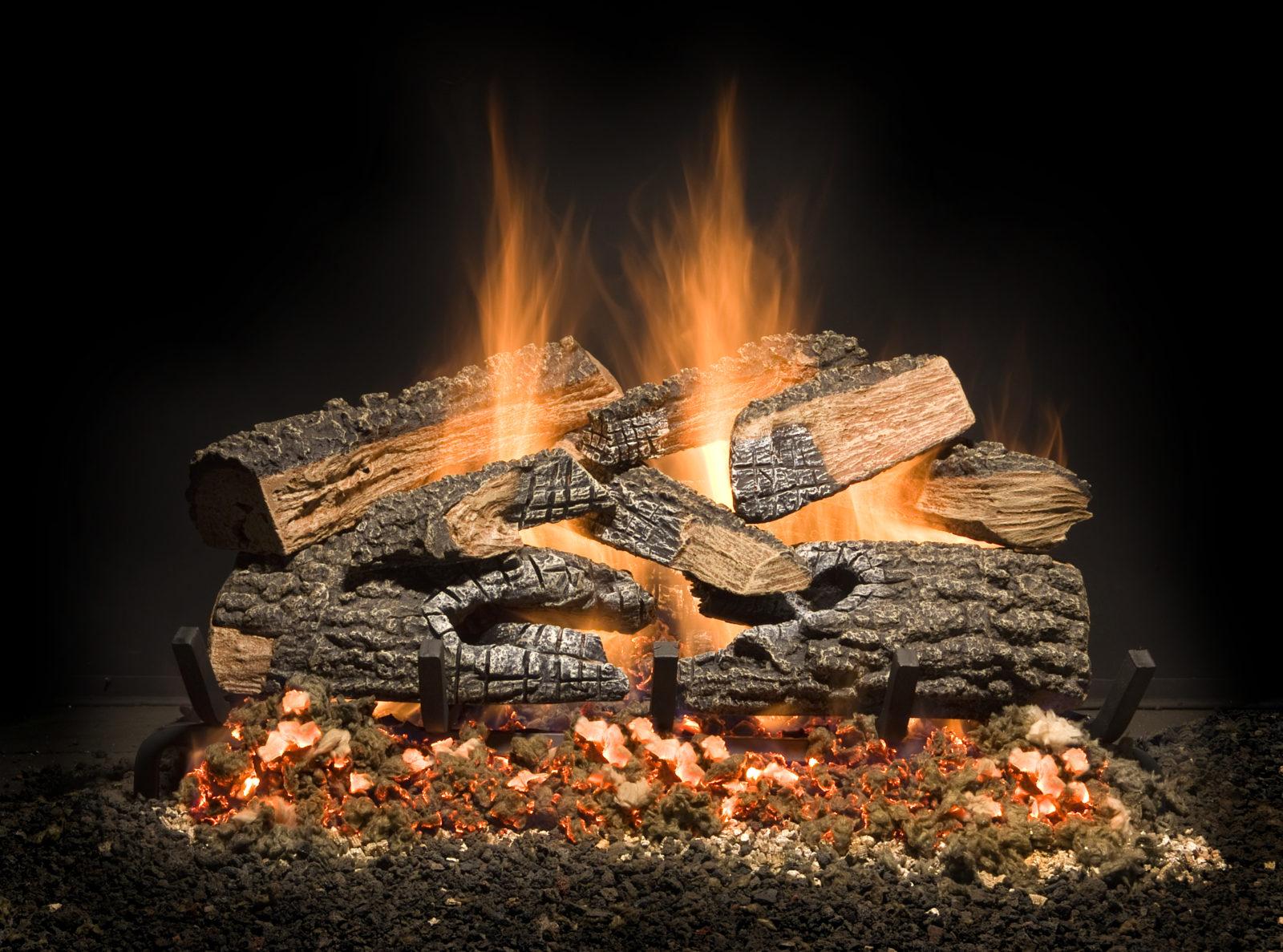 Split Bonfire Charred Golden Blount Incgolden Blount Inc