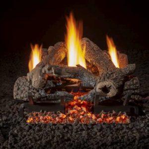 Charred Bonfire Seasoned